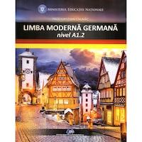 Limba moderna germana. Manual pentru clasa a VI-a, nivel A1. 2, autor Paul Cristian Calmac