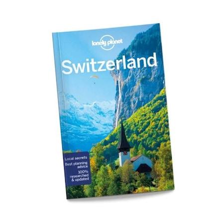 Svájc útikönyv (angol)