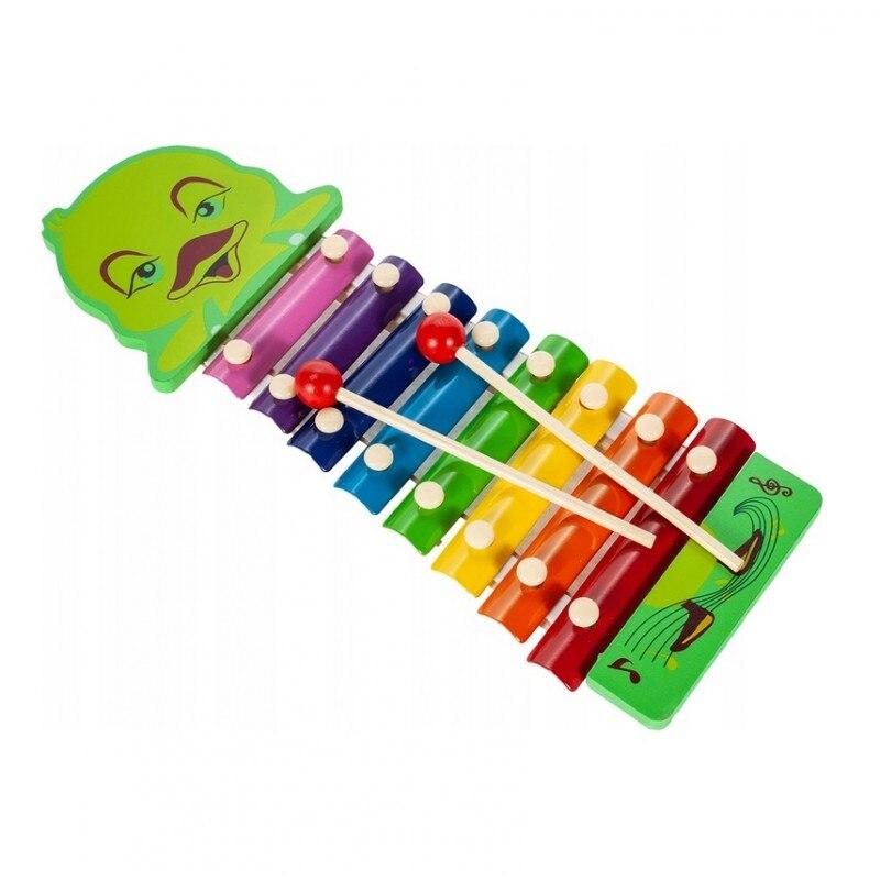 Voggenreiter Miniature Guitar Multi-color 1059-8 Pink