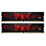 Памет 16GB (8GBx2) DDR4, 3200MHz, G.SKILL AEGIS (F4-3200C16D-16GIS), 1.35V