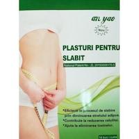 Plasturi pentru slabire Naturalia Diet 16 buc