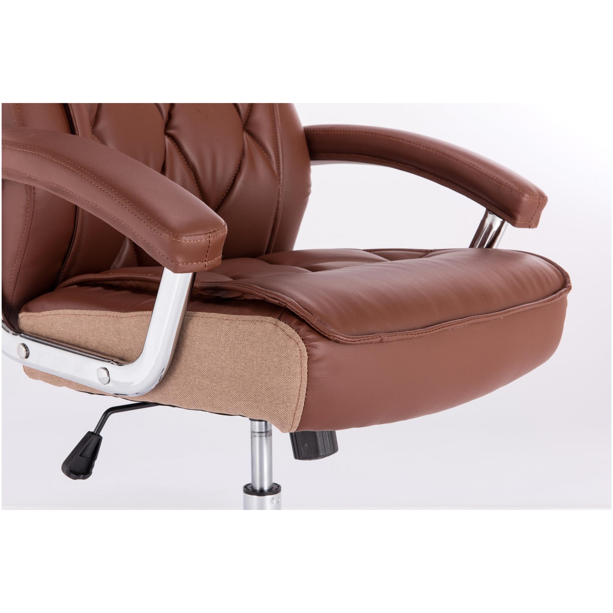 Kring Oregon Ergonomikus irodai szék, PU, Barna