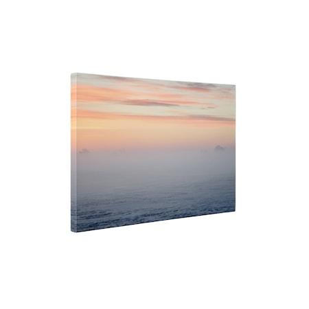 Картина върху канава 4 Decor Пейзаж в мъгла, 90 x 120 см