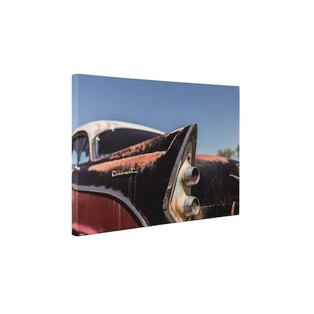 Картини върху канава 4Decor - Автомобил от старо време - 35x45 см