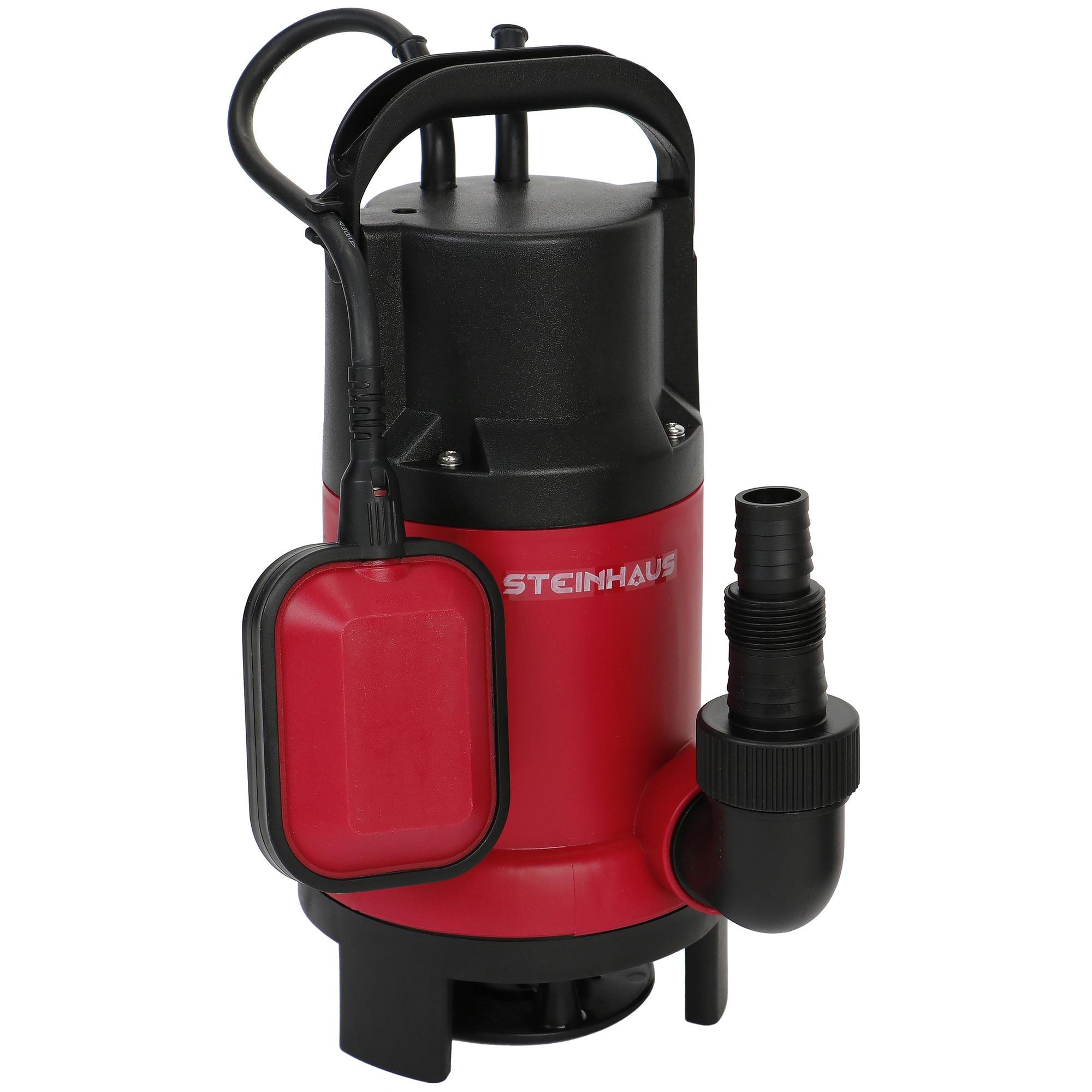Fotografie Pompa submersibila pentru apa murdara Steinhaus, PRO-SP900, 900W, 14000 l/h, 0.85 bar
