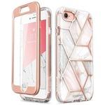 Supcase Cosmo kemény tok iPhone 7/8 készülékhez, márvány