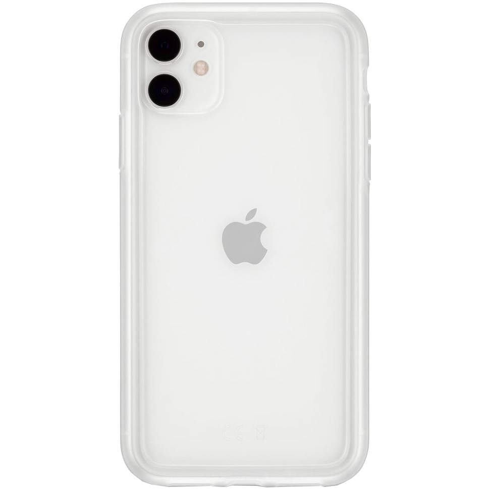 Fotografie Husa Artwizz Bumper + SecondBack pentru iPhone 11, Clear