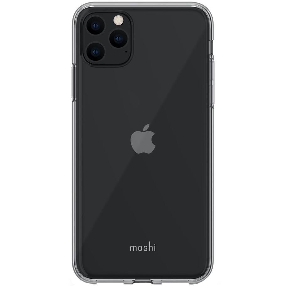 Fotografie Husa Moshi Vitros pentru iPhone 11 Pro Max, Crystal Clear
