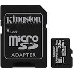 Карта памет MicroSD Kingston Canvas Select Plus, 32GB, 100MB/s