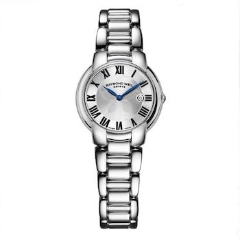 Ceas dama elegant, Raymond Weil, quartz, 29 mm, Jasmine, 5229 ST 01659