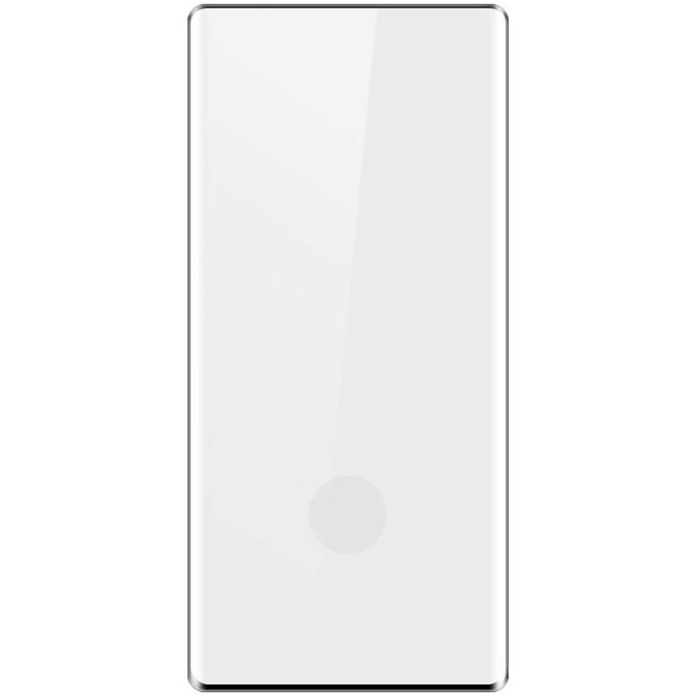 Fotografie Folie sticla securizata 3D Tellur Full Glue pentru Samsung Galaxy Note 10, Negru