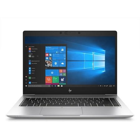 Лаптоп HP EliteBook 745 G6, Ryzen 7 Pro 3700U(2.32Ghz, up to 4GH/4MB/4C), 14
