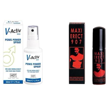 spray pentru a îmbunătăți erecția