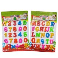 set poansoane litere si cifre