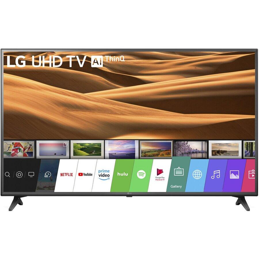 Fotografie Televizor LED Smart LG, 189 cm, 75UM7000PLA, 4K Ultra HD