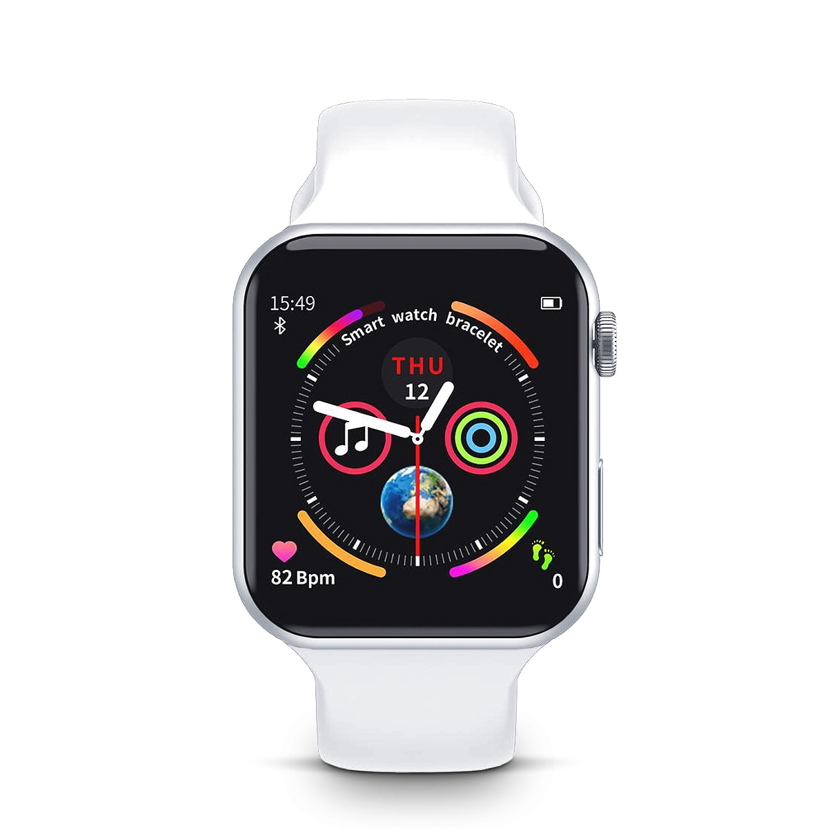 SMA D Watch Férfi Intelligens Watch Android iOS Bluetooth