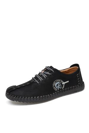 Мъжки Обувки Oxford 263763,Черни, Размер 46