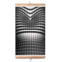 Trio Infravörös, elektromos fali radiátor, 400W