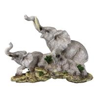 Декоративна фигура на слонче в коруба