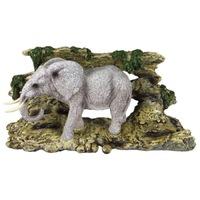 Декоративна фигура на слон в коруба