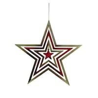 Декоративна фигура на звезди тип стерио