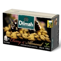 Dilmah Tea, Cseresznye-Mandula, 30G