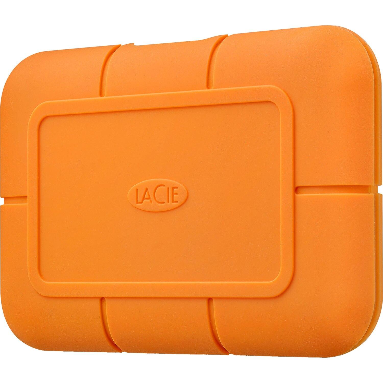Fotografie SSD Extern LaCIe Rugged 1TB, USB 3.1 Type-C