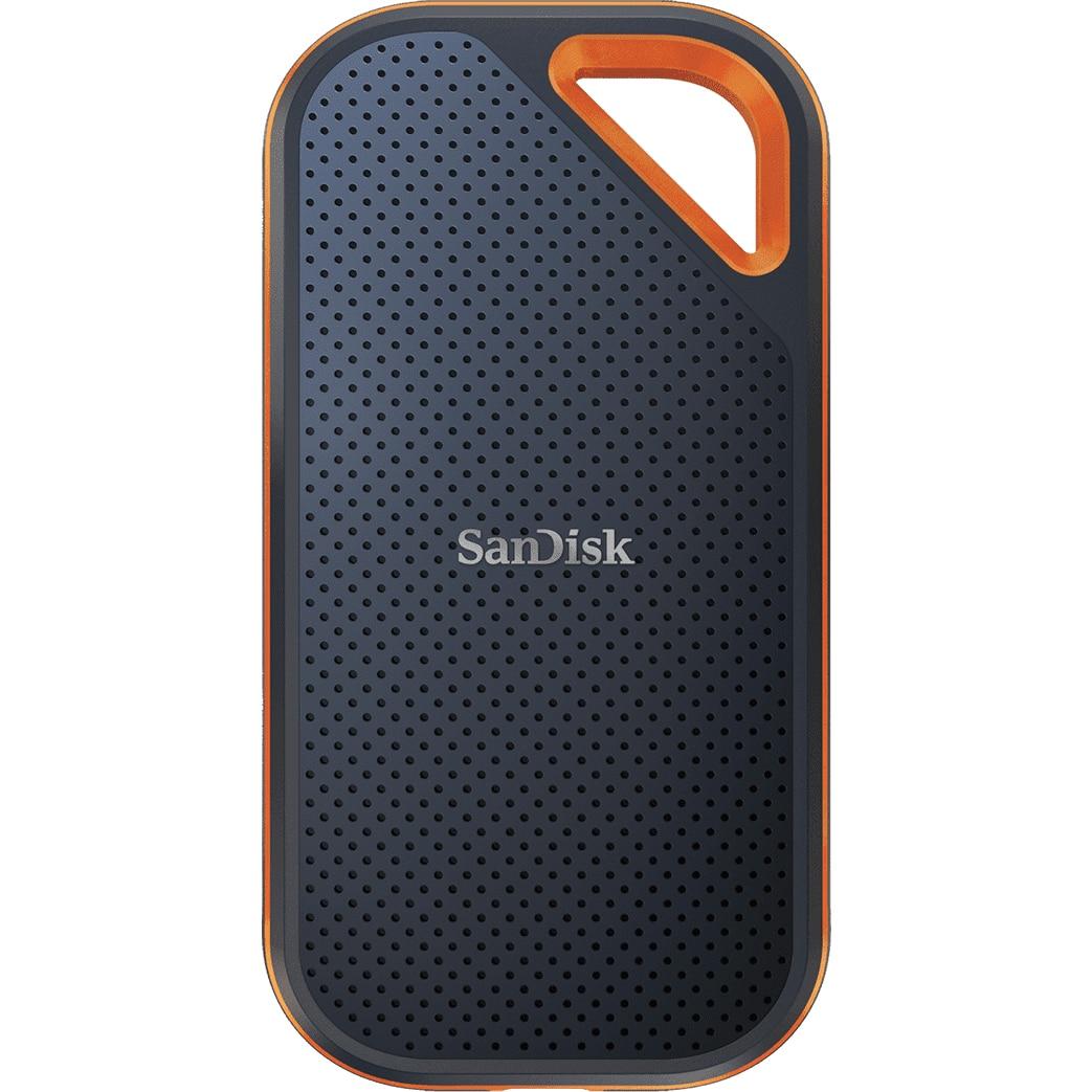 Fotografie SSD Extern SanDisk Extreme PRO® 1TB, USB 3.1 Gen2, 1050MB/s, IP55, Aluminiu