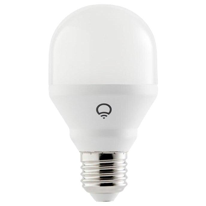 Fotografie Bec LED inteligent LIFX Mini Colour and White, Wi-Fi, E27, 9W, 800 lm, A++, lumina alba/color