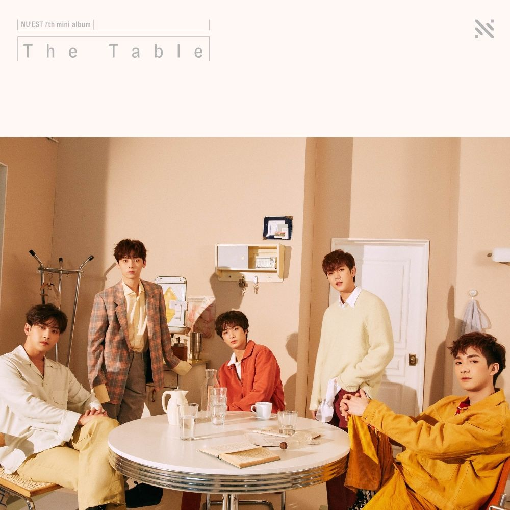 Nu'est - Table (CD) - eMAG.ro