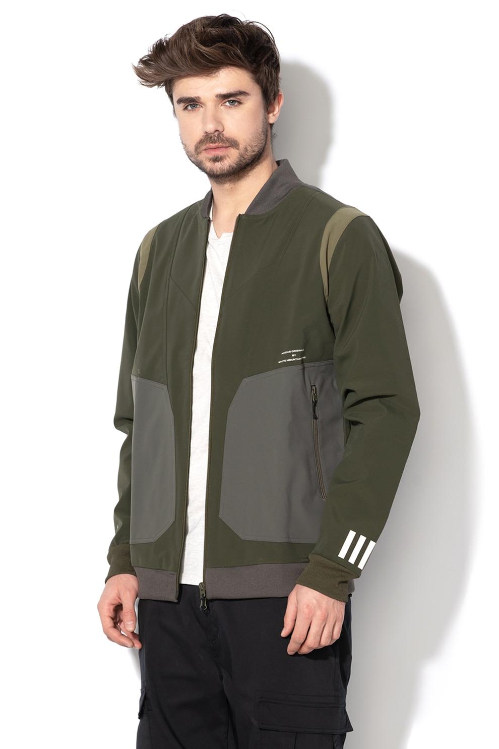 Adidas ORIGINALS, Varsity dzseki logóval eMAG.hu