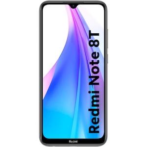 Xiaomi Redmi Note 8T Mobiltelefon, Kártyafüggetlen, Dual SIM, 64GB, LTE, Fehér