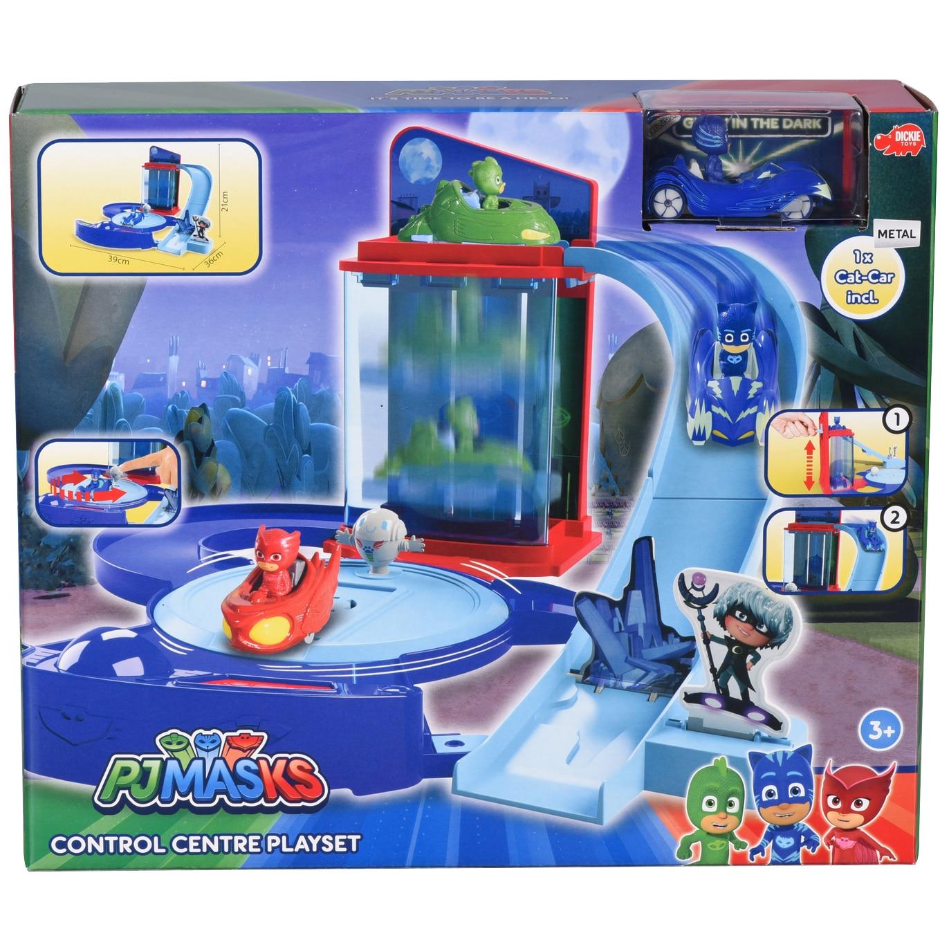 Fotografie Set de joaca Eroi in pijama - Centrul de control