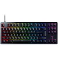 Razer Huntsman Tournament Edition Mechanikus gaming billentyűzet, Linear-optical switch, Nemzetközi kiosztású, Fekete
