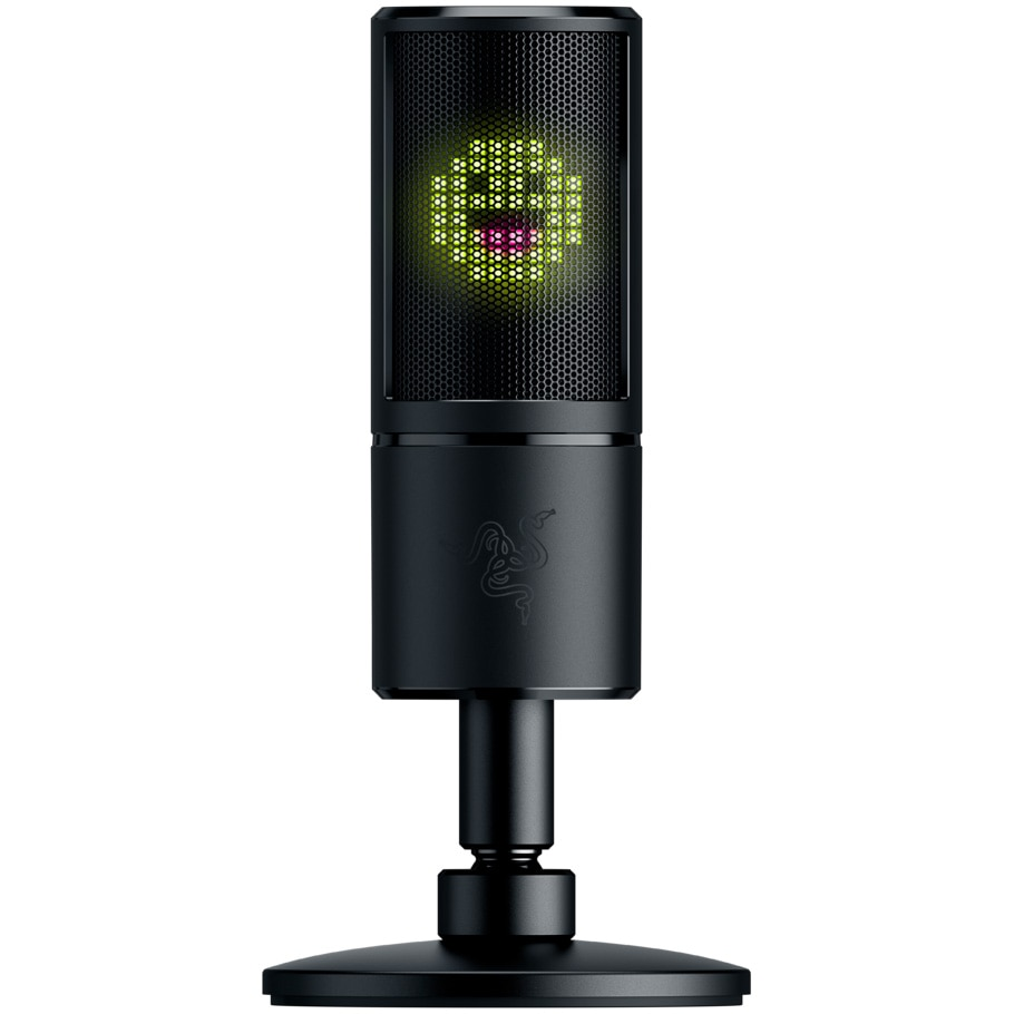 Fotografie Microfon gaming Razer Seiren Emote