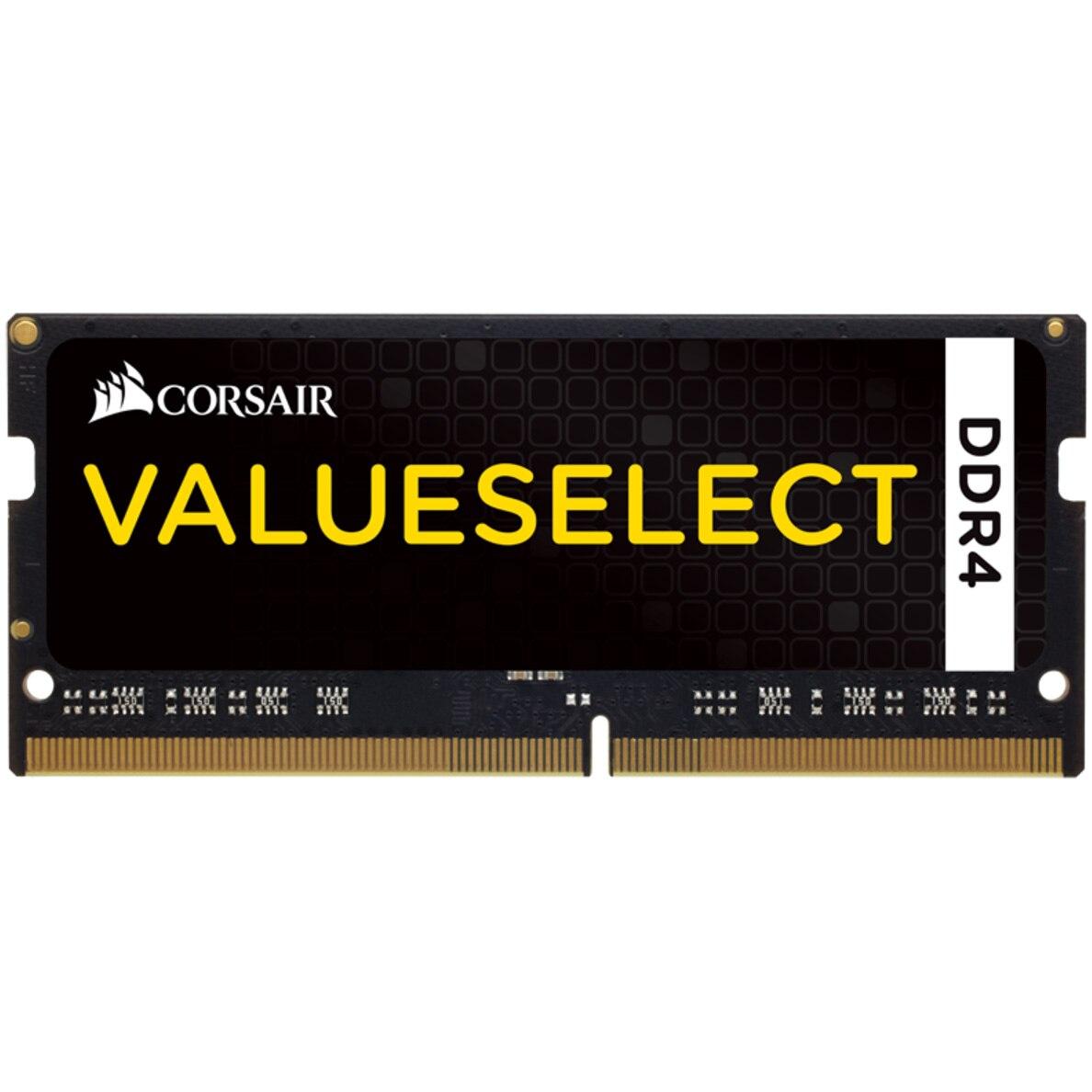 Fotografie Memorie notebook Corsair 16GB, DDR4, 2400MHz, CL15