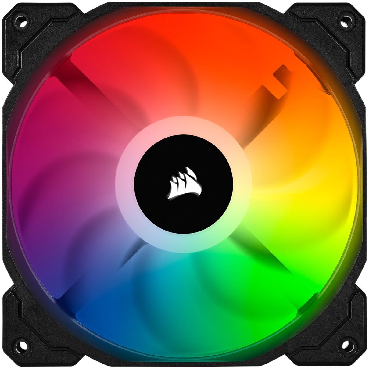 Fotografie Ventilator Corsair iCUE SP140 RGB PRO Performance, 140mm