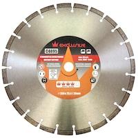 Richmann Exclusiv 350 mm -es gyémánttárcsa beton vágásra