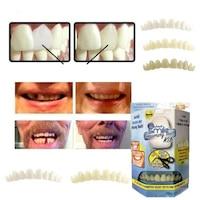 Instant Smile Kit - 30 db Ideiglenes szilikon foghelyettesítő