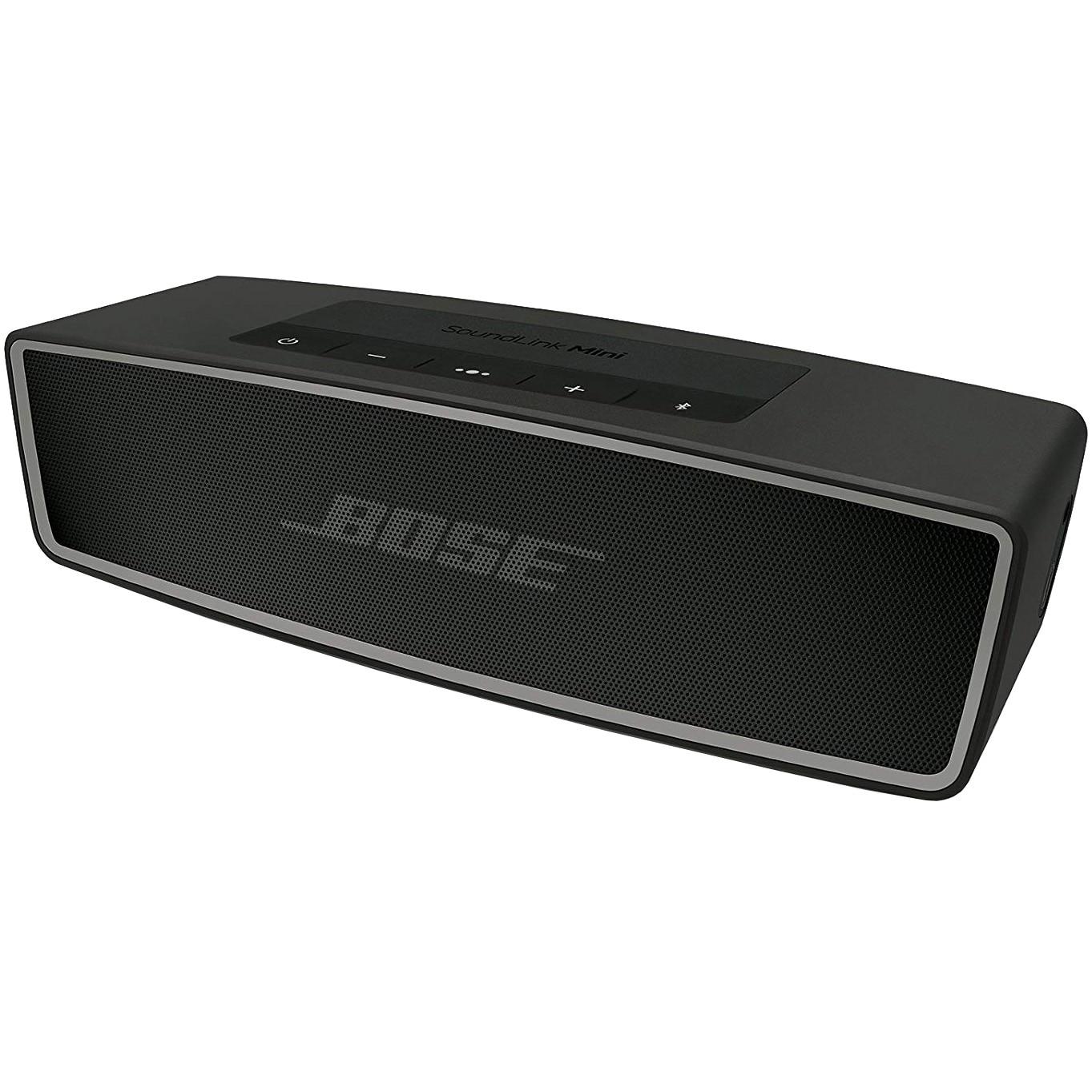 Fotografie Boxa portabila Bose SoundLink Mini Bluetooth Series II, negru