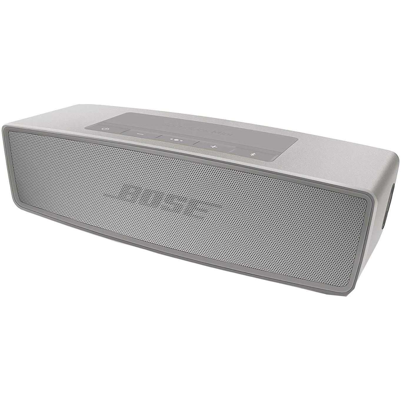 Fotografie Boxa portabila Bose SoundLink Mini Bluetooth Series II, argintiu