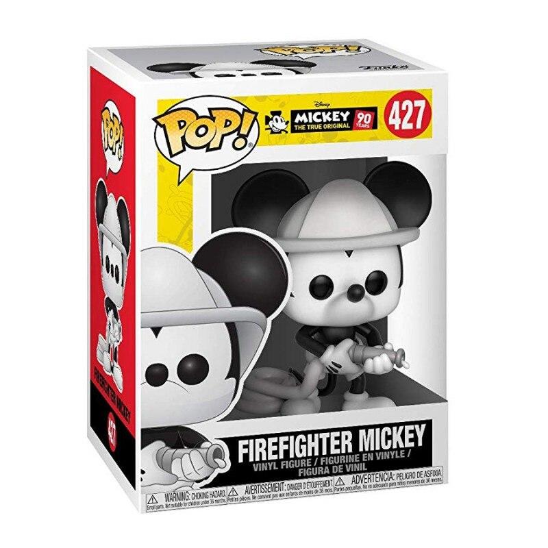 Fotografie Figurina Funko POP! Disney - Mickey's 90th, Firefighter Mickey 427