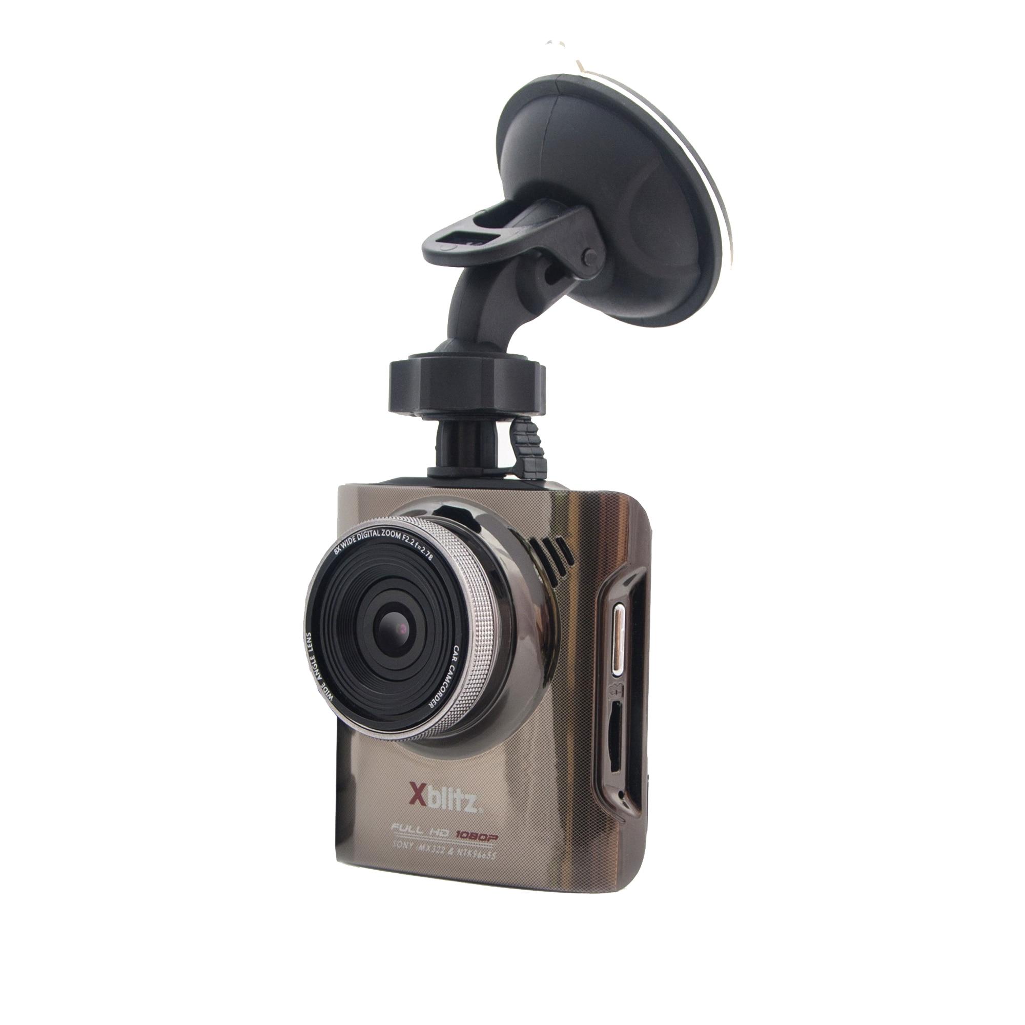 Fotografie Camera auto DVR Xblitz P100, Full HD, unghi de filmare 170 de grade, WDR, senzor G