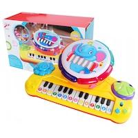 2IN1 Interaktív zongora és dob