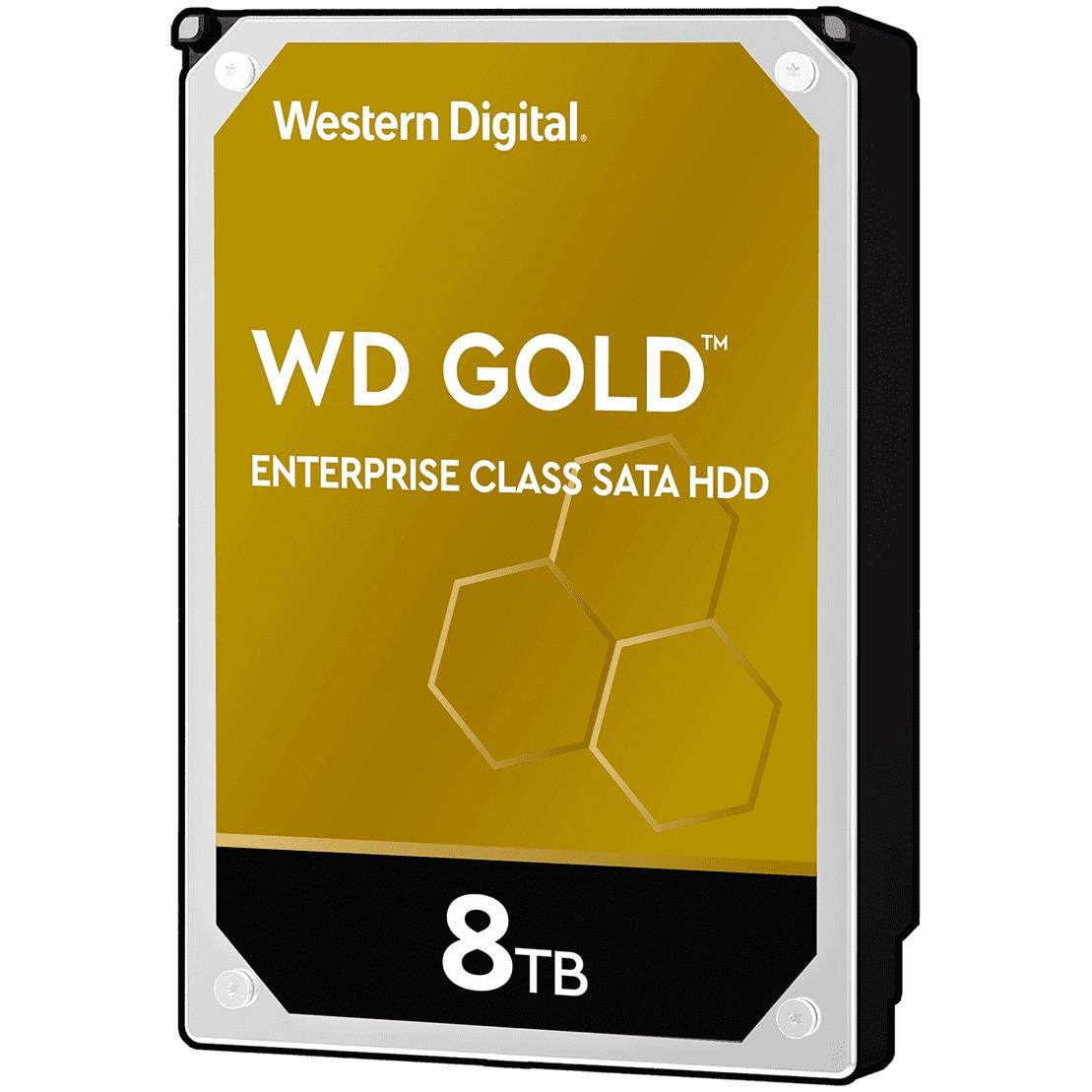 Fotografie HDD WD Gold 8TB, 7200RPM, 256MB cache, SATA III