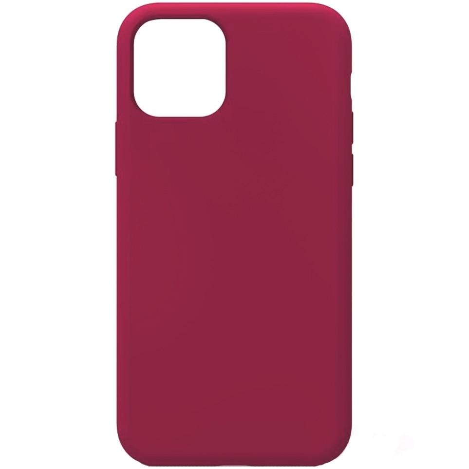 Fotografie Husa Lemontti Liquid pentru iPhone 11 Pro, protectie 360°, Silicon, Lush Pink