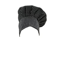 Bandana bucatar, Firconf Textilrar, negru,alb
