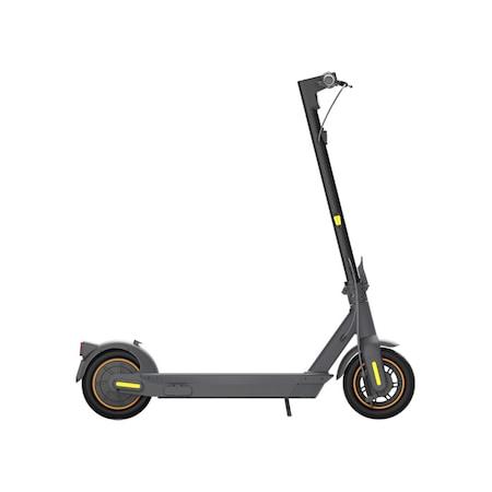 Trotineta electrica Ninebot by Segway KickScooter MAX G30E II, autonomie 65 km, viteza maxima 25 km/h