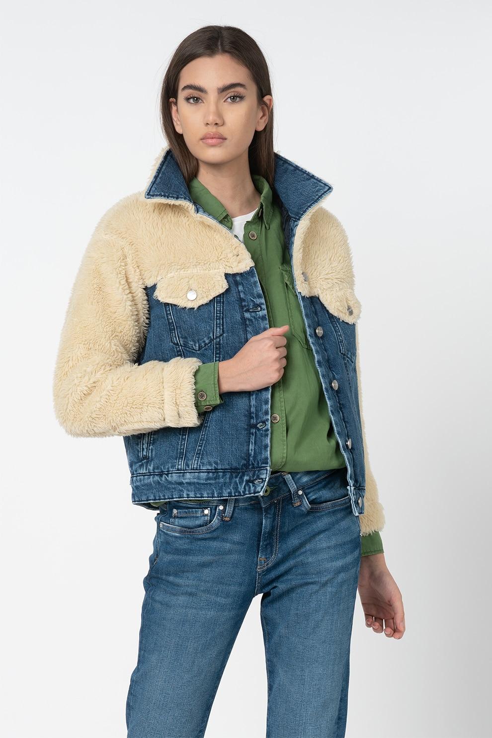 Pepe Jeans London, Bonny irha hatású dzseki eMAG.hu