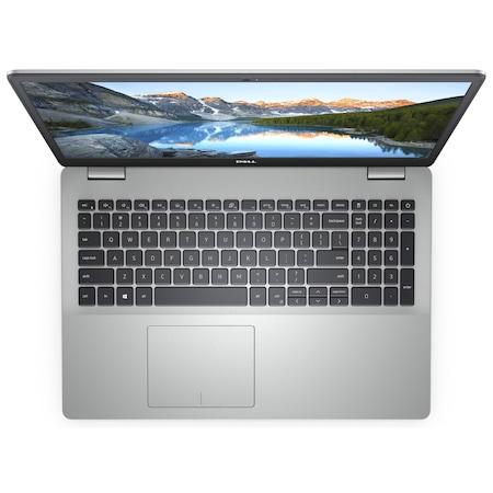 Лаптоп Dell Inspiron 5593 с Intel Core i7-1065G7 (1.30/3.90 GHz, 8M), 32 GB, 1TB M.2 NVMe SSD, NVIDIA MX230 4GB GDDR5, Windows 10 Pro 64-bit, сребрист